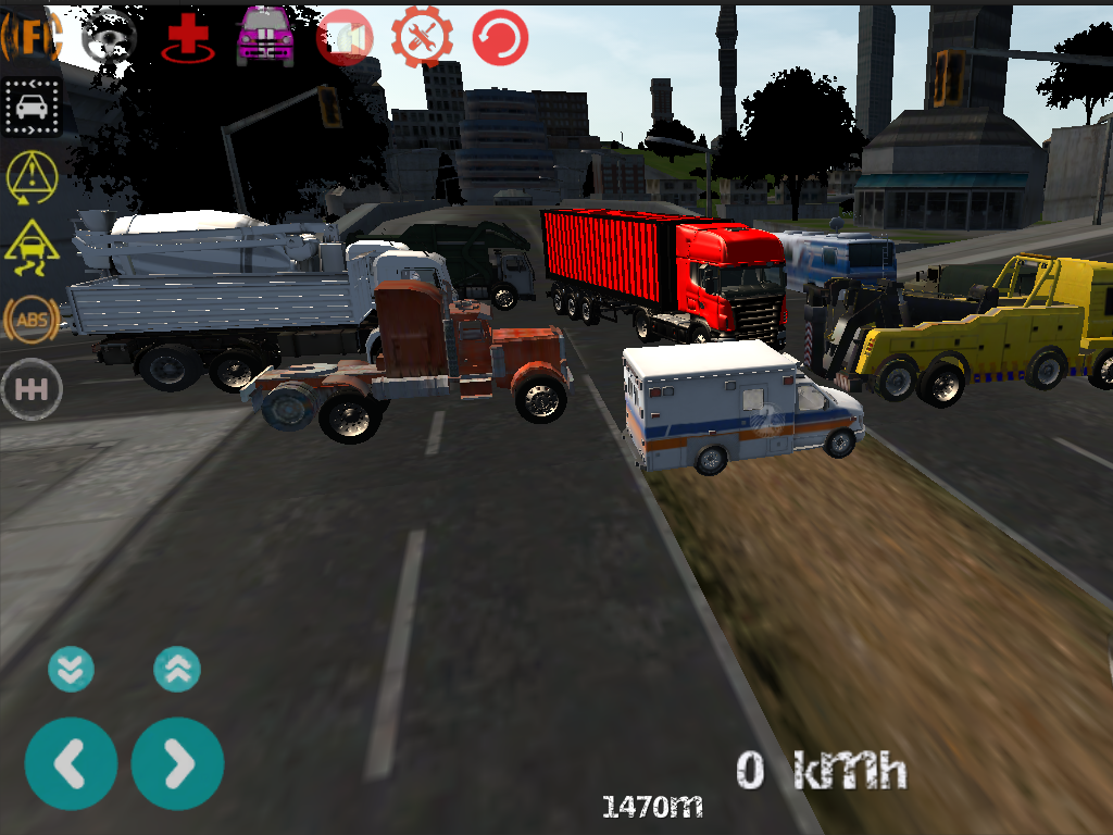 Real truck simulator 3d android apps on google play for Simulatore 3d