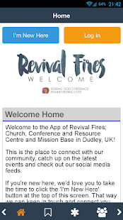 Revival Fires Church- screenshot thumbnail