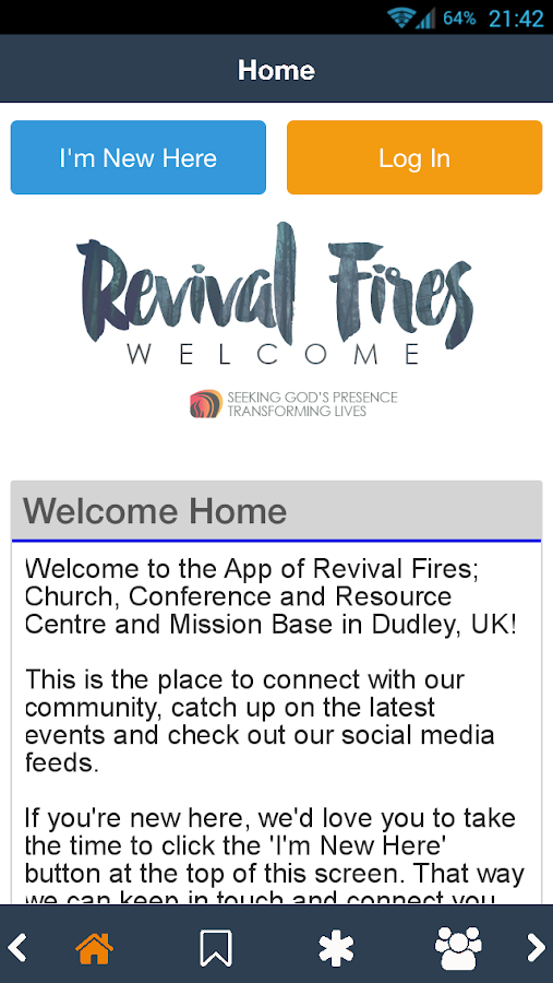 Revival Fires Church- screenshot