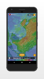Today Weather - Forecast, Radar & Severe Alert Screenshot