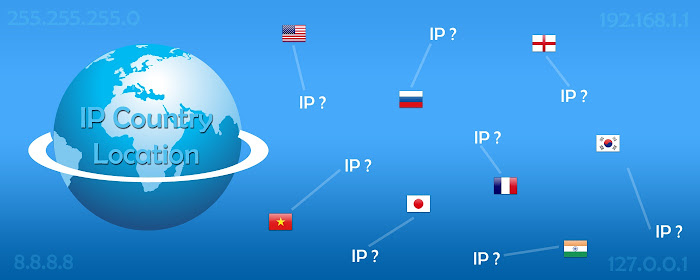 IP Country Location