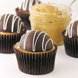 Peanut Butter Bomb Brownies