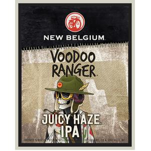 Logo of New Belgium Voodoo Ranger Juicy Haze IPA