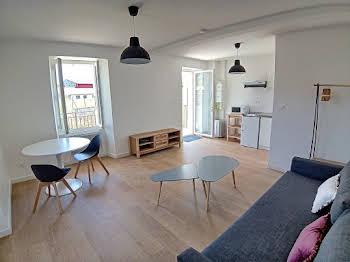 Studio meublé 25,2 m2