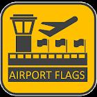 Airport Flags - Quiz drapeaux icon