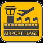 Airport Flags - bandeiras quiz icon