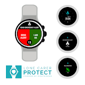 Lone Carer SAFETY | SmartWatch/Phone Alert