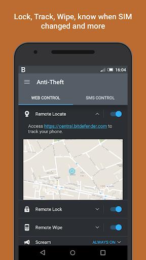 Bitdefender Mobile Security & Antivirus for PC