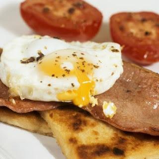 Irish Breakfast Plate.