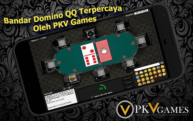 PKV GAMES - Bandar QQ - Domino QQ