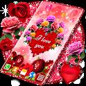 Diamond Hearts Live Wallpaper 💎 Love 4K Wallpaper icon