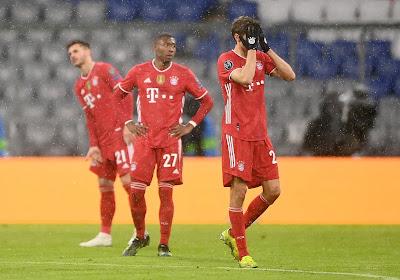 Bayern München kan opnieuw niet winnen op eigen veld