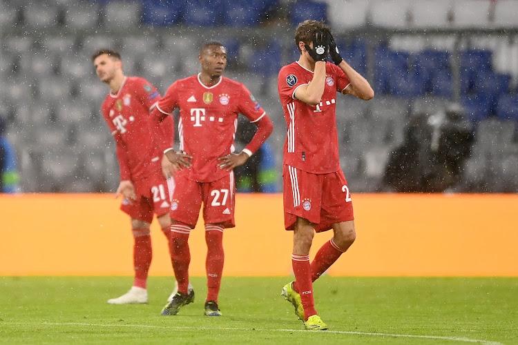 """Le Bayern Munich n'en revient toujours pas : """"Nous méritions de gagner"""""""