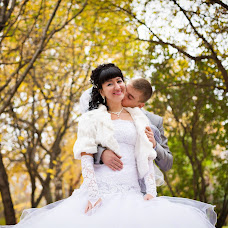 Wedding photographer Natalya Martynova (NatachA83). Photo of 02.10.2014
