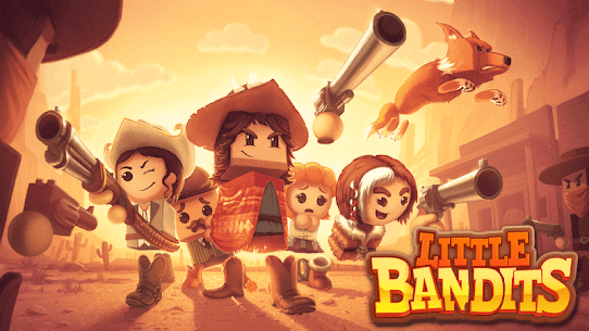 Little Bandits 1.3.4 MOD for Android 1