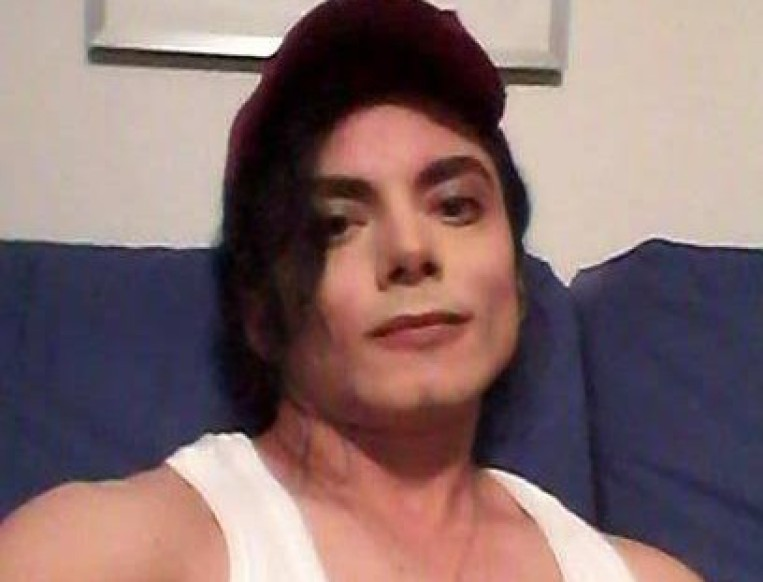 Michael Jackson's impersonator