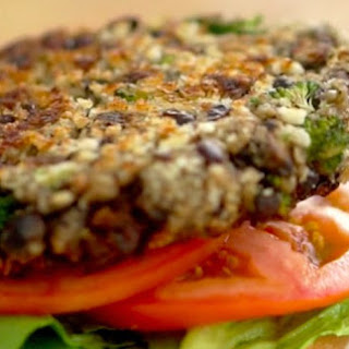 Portabella Veggie Burgers