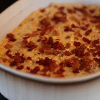 Hot Bacon Dip