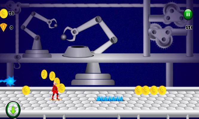 Motu Robot Patlu Run - screenshot