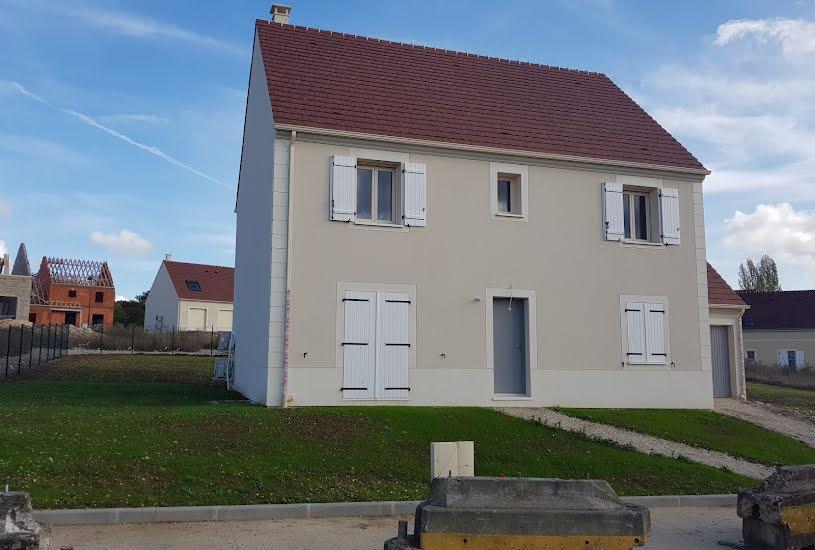 Vente Terrain + Maison - Terrain : 346m² - Maison : 120m² à Ozouer-le-Voulgis (77390)