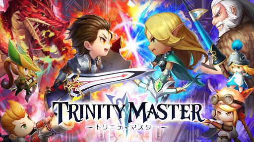 TRINITY MASTER - トリマス - screenshot 1