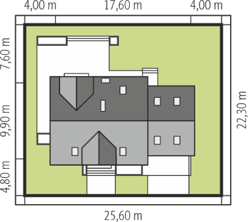 Amaranta G2 Leca® Dom - Sytuacja