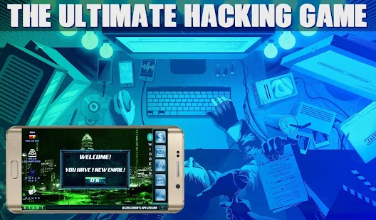 ApkMod1.Com The Lonely Hacker + (full version) for Android Game Simulation