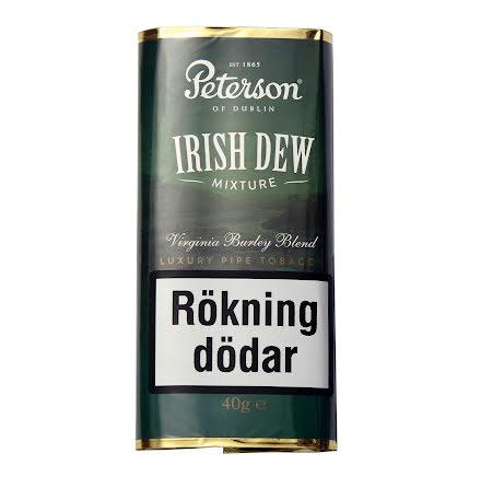 Peterson Irish Dew 40 gr