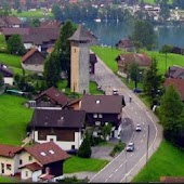 Switzerland Panorama View
