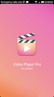 Video Player Pro for Android- screenshot thumbnail