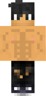 hot, sexy abs, chill, cool, loves aphmau. ( if you try and put him with someone else, irean damn you!!)