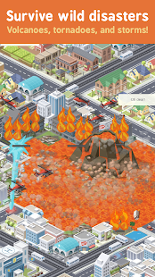 Pocket City Free Screenshot