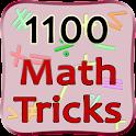 1100 Math Tricks icon