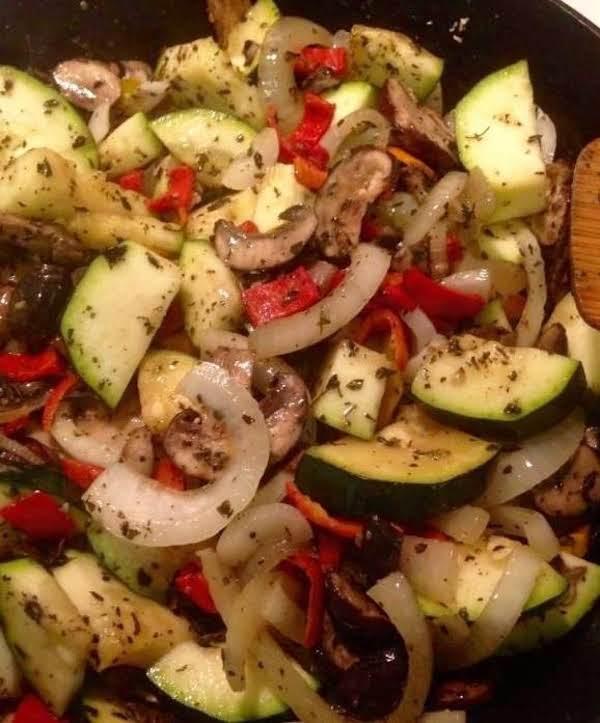Summer Squash Mediterranean Style Recipe