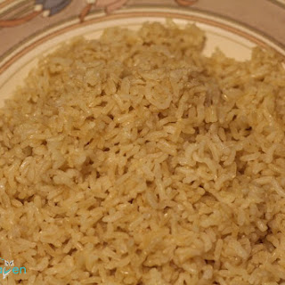 How to Make Brown Basmati Rice in the Instant Pot.