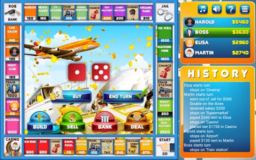 CrazyPoly - Business Dice Game  screenshots 1