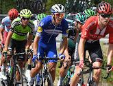 Gilbert en Wallays kleuren zevende etappe in Ronde van Spanje