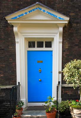 La Porta Azzurra di i-stef