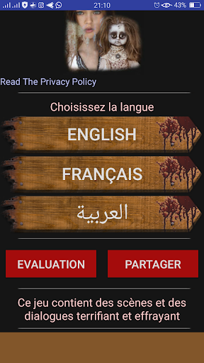 The scary doll +16 multi-language 6.3 screenshots 1