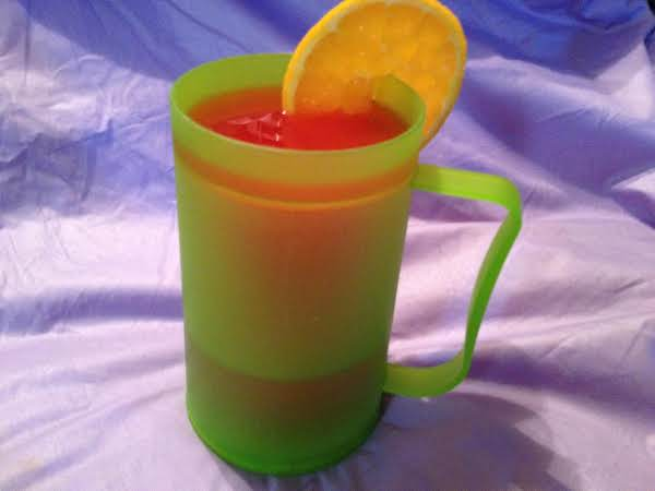 Jungle Juice Punch Recipe