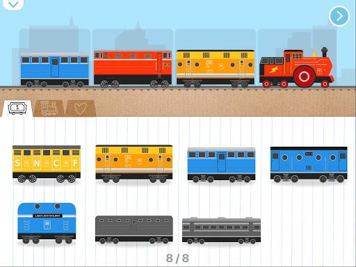 Brick Train Build Game For Kids & Preschoolers 1.5.140 screenshots 13
