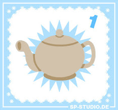 Photo: The big www.sp-studio.de Christmas Special 2012 has started! I will include a new object every day, to give you more possibilities when you create your pictures. Let's start with a teapot.