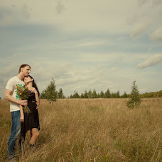 Wedding photographer Lyudmila Epanchinceva (fotomila). Photo of 26.09.2013