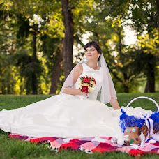 Wedding photographer Oleg Sheremetev (Sheremetev). Photo of 12.05.2016