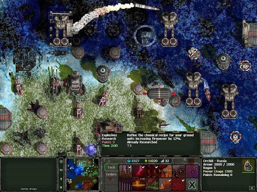 Land Air Sea Warfare RTS 1.0.21 screenshots 8