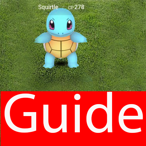 Guide for UK Pokemon GO 書籍 App LOGO-APP開箱王