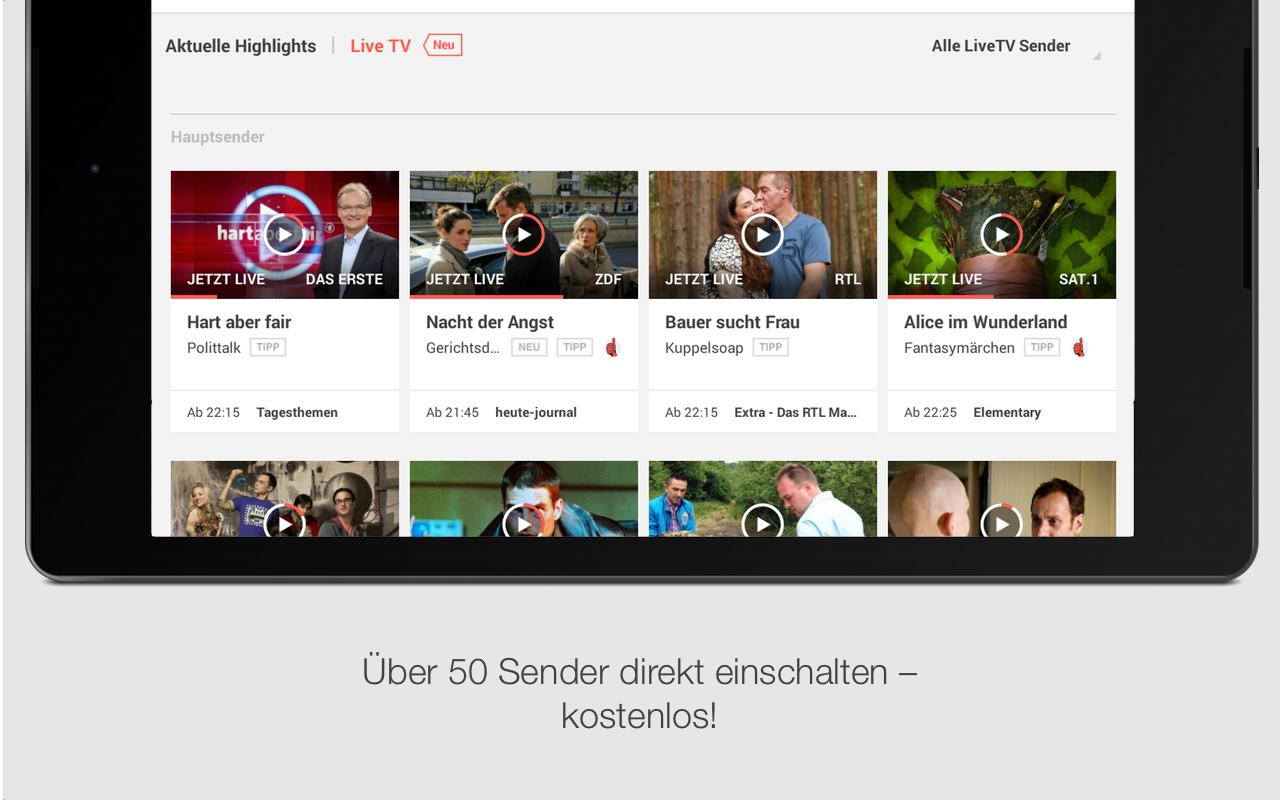TV SPIELFILM - TV Programm- screenshot