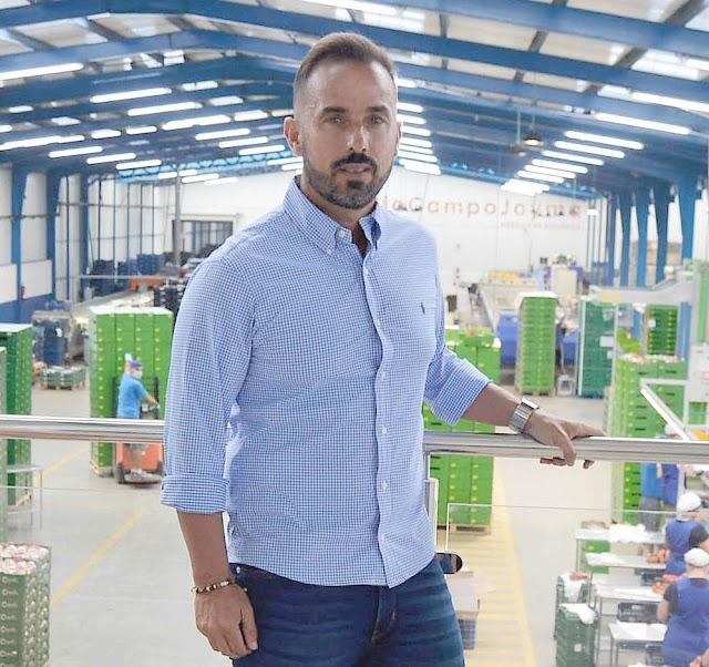 Fundador y Gerente, Francisco Jesús Montoya Sánchez.
