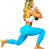 Big Butt Workout 1 of 5
