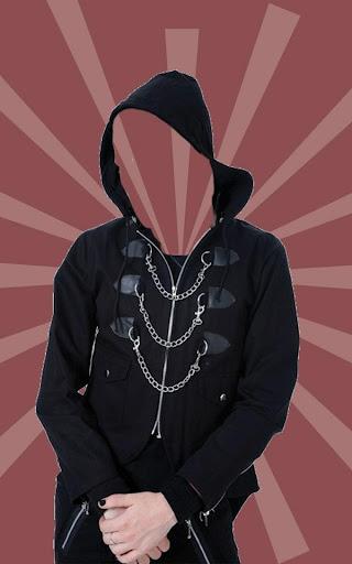 Man Gothic Suit